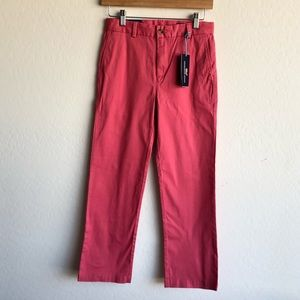 Vineyard Vines Boys Breaker Pant Size 14